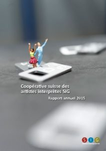 thumbnail of SIG Rapport annuel 2015