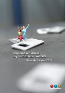 thumbnail of SIG Rapporto annuale 2015
