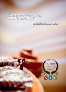 thumbnail of SIG_Rapporto_annuale_2013
